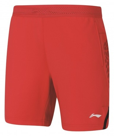 AAPP277-2 World Championship 2019 Short Men red XXL