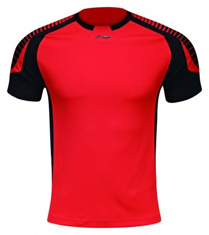AAYL035-2 Conty Shirt Men Red S