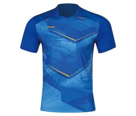 AAYN297-2 Tischtennis Trikot China Nat. Team blau L