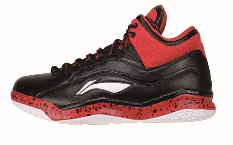 ABPK003-3 Li-Ning Basketball Schuh Dwayne Wade All City 3 Gr.47 2/3 -US 13  -305