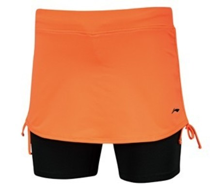 ASKK166-1 IBF World Championship Skirt orange L