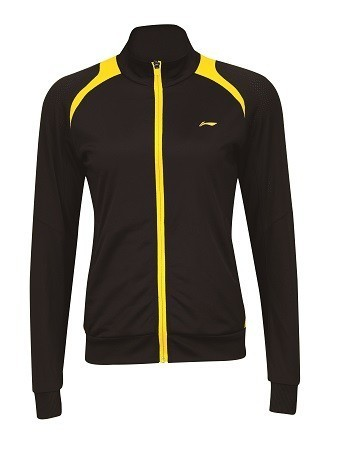 AWDK174-2 Trainingsanzug Jacket Women Black L