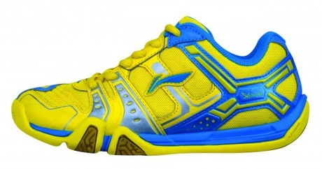 AYTJ068-2 Family Junior Kids Shoe Yellow Size 34 1/3 -220