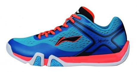 AYTM039-1 Badminton Schuh Flash X Men Blue Gr.41 2/3  -US 8,5  -260