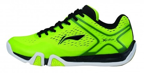 AYTM039-3 Badminton Schuh Flash X Men Yellow Gr.44 1/3 -US 10,5  -280