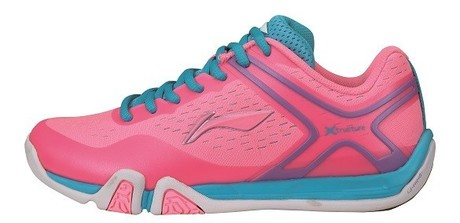 AYTM048-2 Badminton Schuhe Flash X Lady Pink Gr.39 2/3  -US 8,5  -250