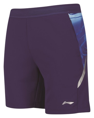 AAPP059-1 Sudirmann Cup Short Men Blue L