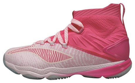 AYAP002-3 Ranger 3.0 High Badmintonshoe/Casual Shoe Women Princess Pink / White Gr.40 1/3 -US 9