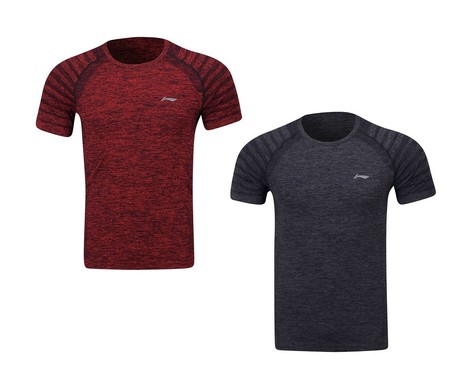 ATSP145-1 Seamless Double Pack Men Red M
