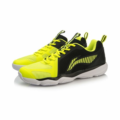 AYTN053-2 Li-Ning Badmintonschuh Ranger TD Men BlackYellow EU39- UK5,5- US6,5- 240mm
