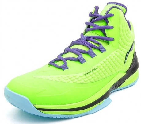 ABAK003-2 Basketball Shoe Shadow Walker GreenBlack Gr.39 23 -US 7 -245